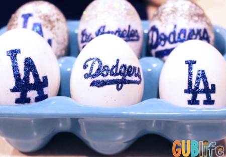 dodgers easter eggs_ Go dodgers_ copy