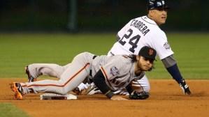 World Series - San Francisco Giants v Detroit Tigers - Game 3