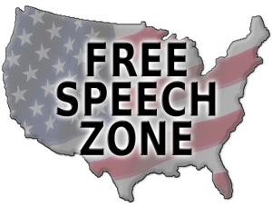 Free-Speech-Zone-Map